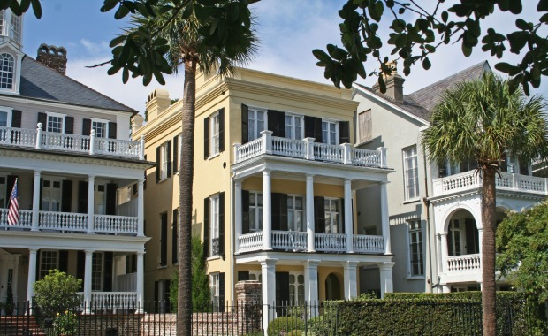 6. Charleston, South Carolina: Noted for its Southern charm and classic architecture, the South Carolina city of ...