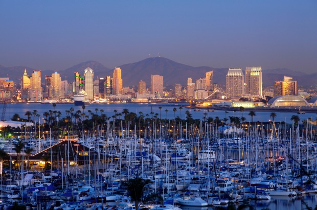 10. San Diego, California: Often overlooked in favour of better known Californian cities – San Francisco and Los ...