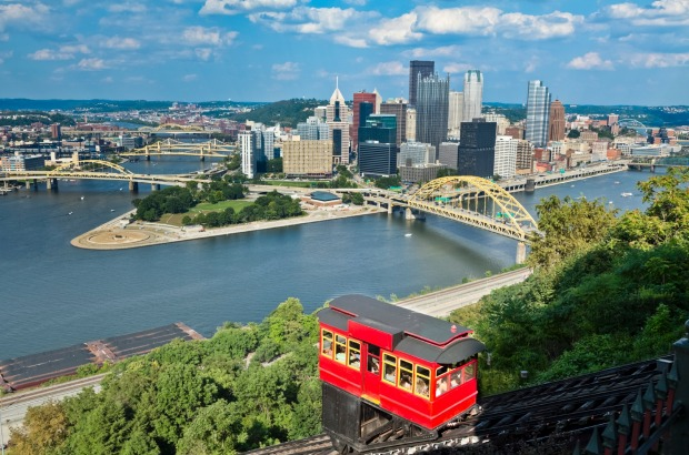5. Pittsburgh, Pennsylvania: Once best known for its steel industry, Pittsburgh's reputation as a gloomy rust-belt city ...