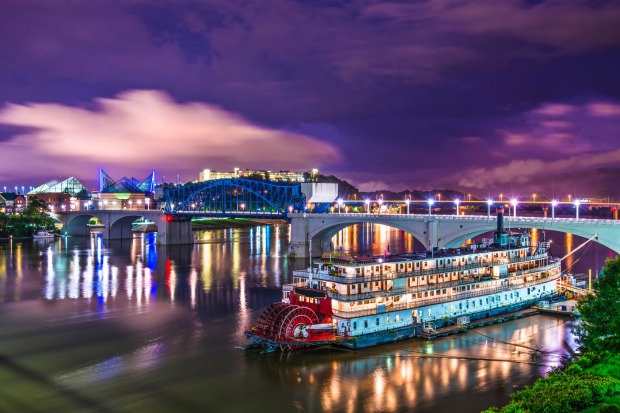 Bonus: Chattanooga, Tennessee: Tucked away in the very south of Tennessee, Chattanooga, in 1969, was listed as the US ...