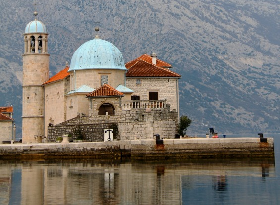 Our Lady of the Rocks, Kotor.
