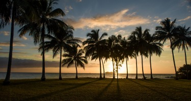 Dawn in Far North Queensland. I'm not a morning person at the best of times - especially when on holidays. However I ...