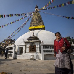 Charumati Vihara or Chabahil Stupa is thought to be the oldest stupa in the Kathmandu Valley but is probably the least ...