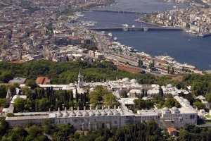 Topkapi Palace, one of Istanbul's top three sights.