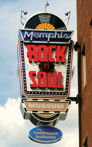 The Memphis Rock 'n' Soul Museum takes visitors through the soundtrack to their lives.