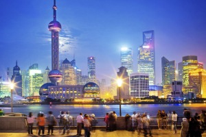 ***Photo: iStock   Shanghai Skyline - Stock image  China - East Asia, Shanghai, Business, Tourist, Cityscape