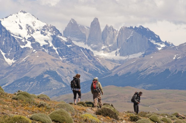 Torres del Paine is one of the most spectacular places in Patagonia.