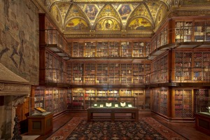 The Morgan Library and Museum: A treasure chamber for lovers of the written word.