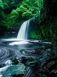 "Brecon Beacons National Park in Wales is not called ""Waterfall Country"" for nothing ! Numerous spectacular falls can be ..."