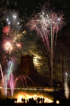 GUY FAWKES, UNITED KINGDOM: Although now far less potent in its anti-Catholic sentiment, this has been a staple in the ...