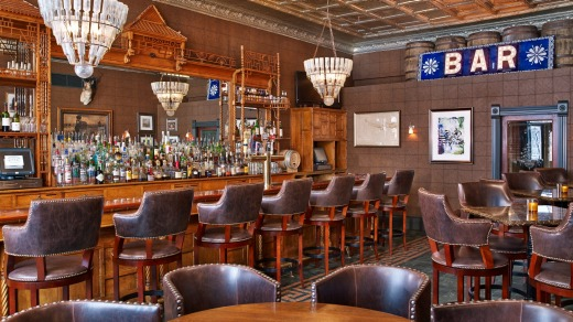 The J Bar is where Hunter S Thompson and John Wayne came to unwind.
