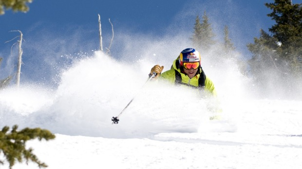 Hike the Highland Bowl on Aspen Highlands and ride some of the world's best in-bounds powder.