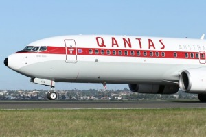 Qantas celebrated a significant milestone in 2020.