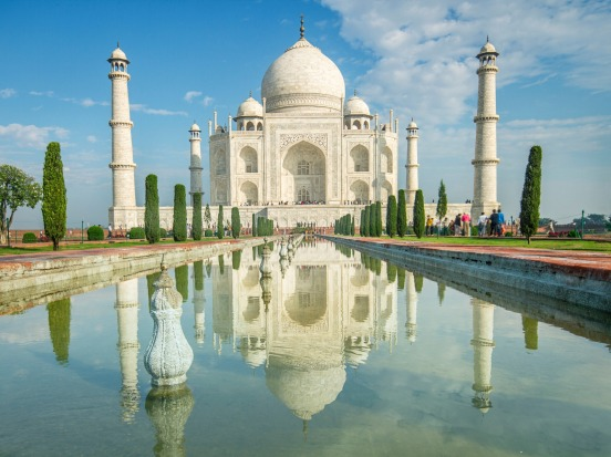 Taj Mahal: It's easy to be dismissive of the Taj because it's such a cliché – it's been photographed and visited and ...