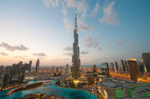 The Burj, Dubai: It's not so much the view from the bottom that you'll remember, although the world's tallest building ...