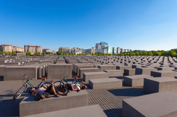 Memorial to the Murdered Jews of Europe, Germany: It's controversial, this monument, which is maybe what makes it so ...