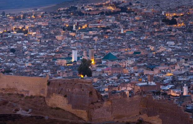 Fez medina, Morocco: There's nothing beautiful about the labyrinth of alleys and shops that make up Fez's medina, ...