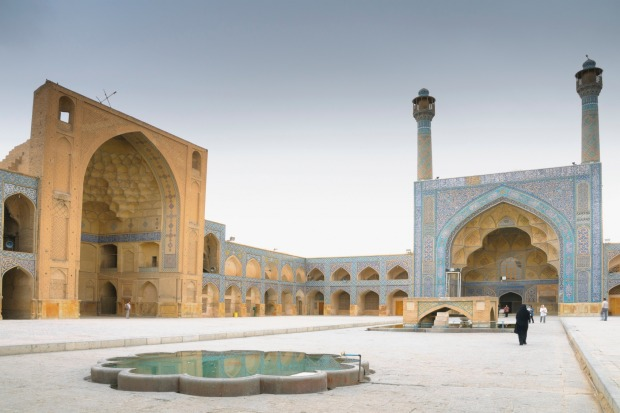 Naqsh-e Jahan Square, Iran: One of the best experiences you can have while travelling is simply perching yourself on a ...