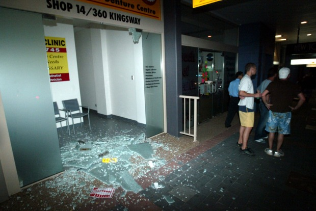 The riots at Cronulla was followed the next night by more violence, including in Caringbah, where four men attacked ...