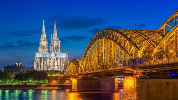 Cologne on the Rhine River with Tauck