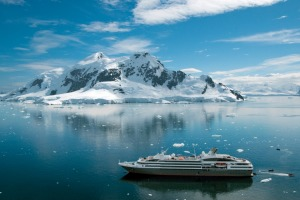 Cruising in Antarctica with APT on Le Boreal
