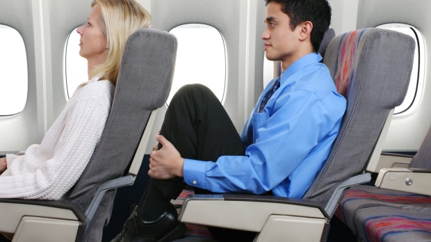 Coping with economy class seating is becoming more challenging.