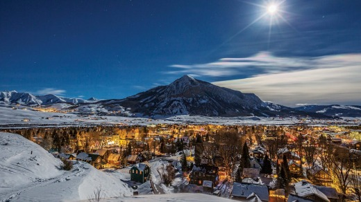 Wedged between the Paradise Divide and inside the Elk River Valley, Crested Butte is one of the prettiest ski towns in ...