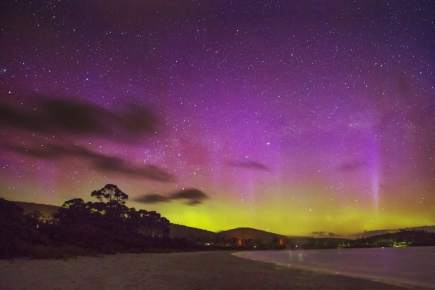 Visiting Tasmania for the first time we made our way to White Beach which is not far from Port Arthur. That night the ...