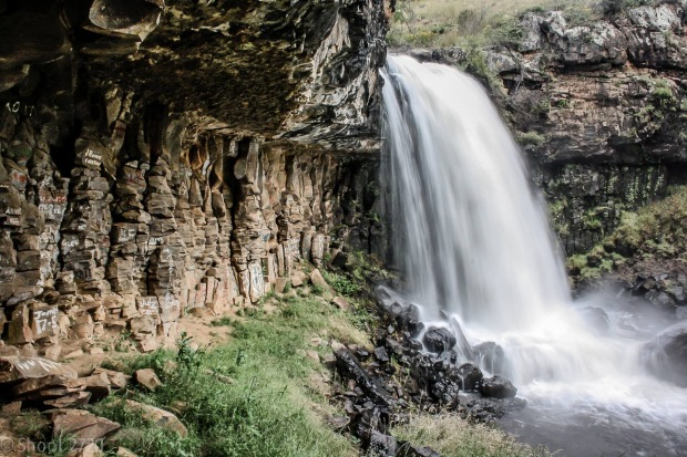 Paddys River Falls, just outside Tumbarumba should be on every waterfall lovers bucket list!!! A magic bush location ...