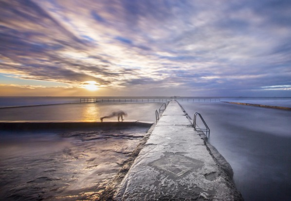 As most avid inland landscape photographers do on holidays, we get up in the dark in the hope of catching an amazing ...