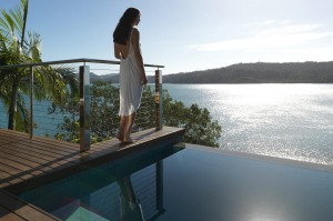Conde Nast Traveller named Qualia the best resort in the world in 2012.