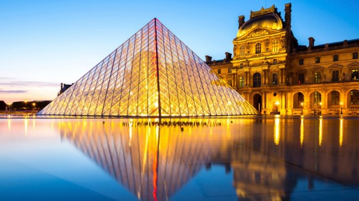 The Louvre: Possibly the world's best museum.