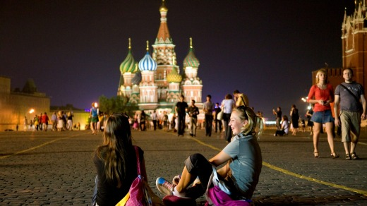 Accommodation in Moscow is becoming more affordable.