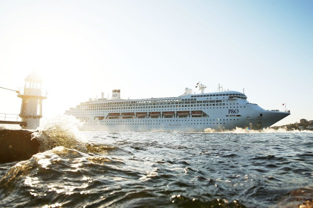 P&O Cruises has made history in Sydney today, staging an unprecedented five-ship spectacular to celebrate the arrival of ...