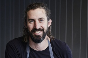 Franklin David Moyle is head chef at The Stackings at Peppermint Bay, Tasmania.