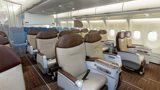 Airline Review Hawaiian Airlines Business Class Sydney