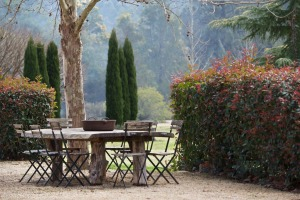 Parties typically have the picturesque property to themselves at Redleaf.