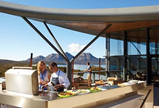 The Saffire Freycinet: Unquestionably the luxury lodge that sets the standard in Tasmania, if not Australia.