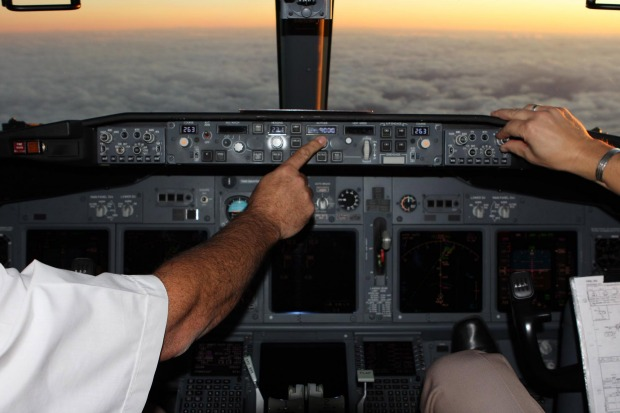 Cockpit cams are intended to supplement black-box voice and flight-data recorders found on commercial aircraft rather ...