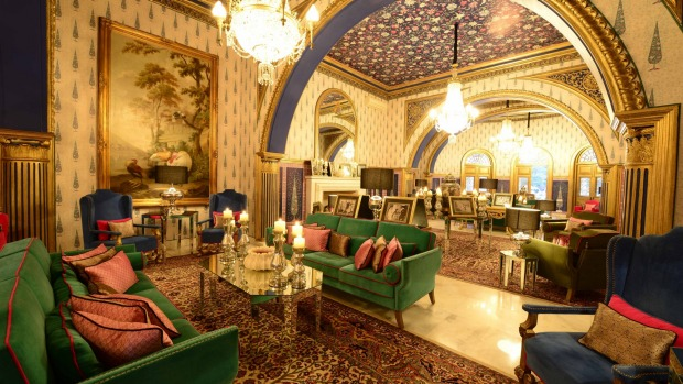 Sujan rajmahal palace hotel review jaipur india where for F salon jaipur prices