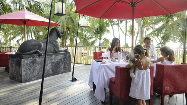 There are no nasty checkout charges at Club Med Nusa Dua in Bali.