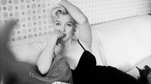 The Cecil Beaton photograph of Marilyn Monroe is part of an exhibition coming to Murray Art Museum Albury between ...