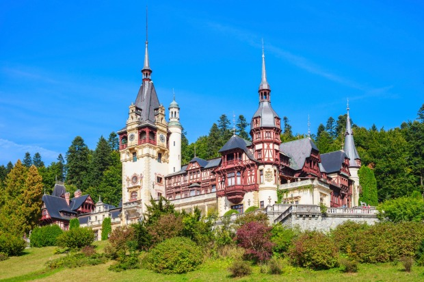 PELES CASTLE: Visiting Peles Castle is like dropping smack-bang into the middle a fairytale. The enchanting castle ...