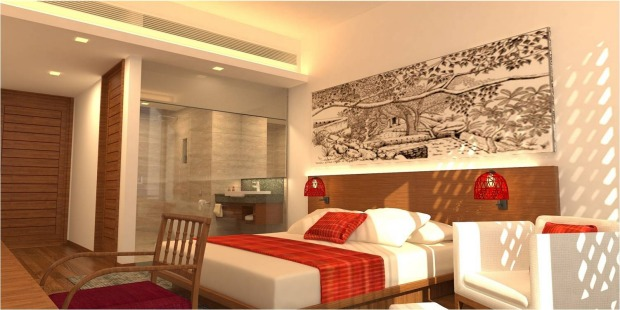 Jetwing Colombo Seven, Sri Lanka: The hotel's Ward Place location is great for the main shopping and landmark areas and, ...
