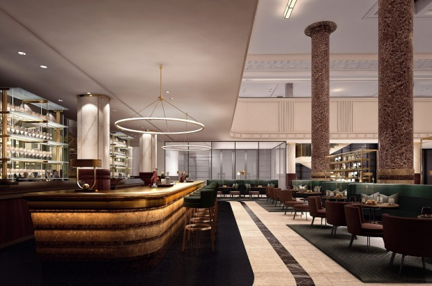 The Primus Hotel Sydney: The showstopper will be the grand lobby, with a proper lobby bar and restaurant and a sweeping ...