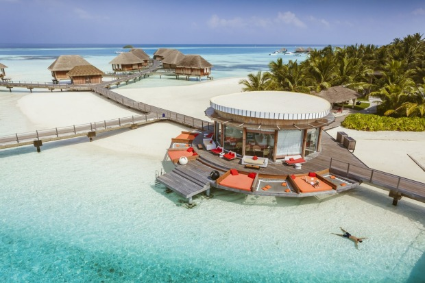 Club Med, Kani, Maldives.