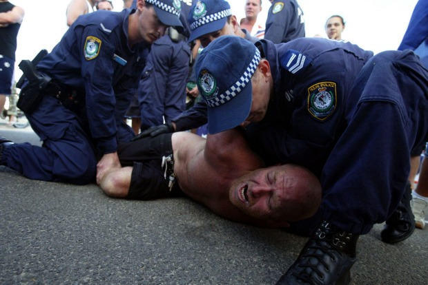 More than 600 people were arrested over the riots.