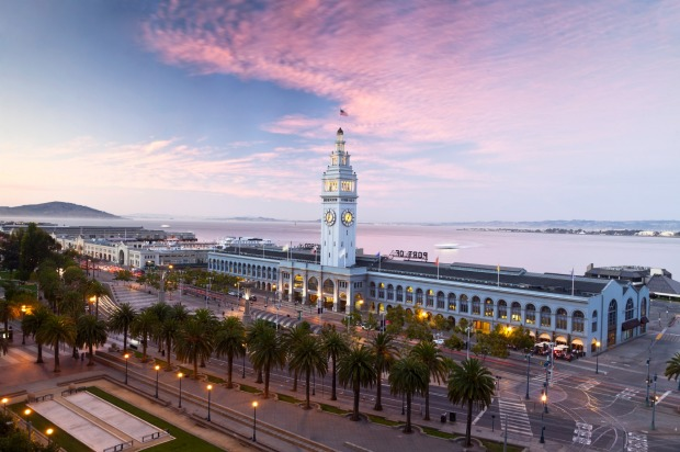 Embarcadero, San Francisco, US: Avoid tourist-heaving Fisherman's Wharf and head around the shoreline to the piers of ...