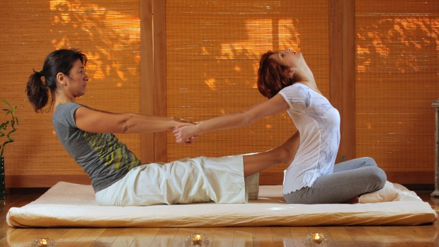 Massage in Southeast Asia is not everyone's idea of a good time.