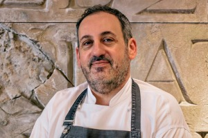 Peter Conistis' favourite restaurant in Greece is Funky Gourmet.